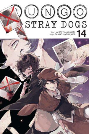 Bungo Stray Dogs (EN) T.14 | 9781975304584