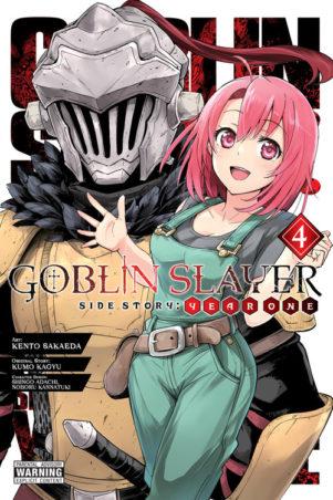 Goblin Slayer: Year One (EN) T.04   9781975308865