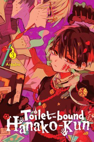 Toilet-bound Hanako-kun (EN)  T.03 | 9781975311353