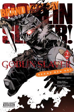 Goblin Slayer - Brand New Day (EN) T.02   9781975399214
