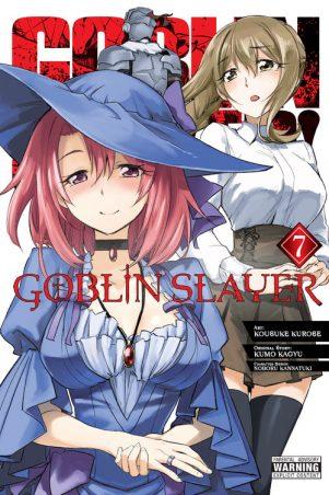 Goblin Slayer (EN) T.07   9781975399436
