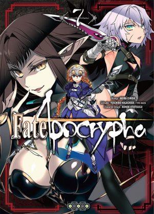 Fate apocrypha T.07 | 9782377172504