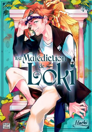 Malediction de Loki (La) T.04 | 9782413022404