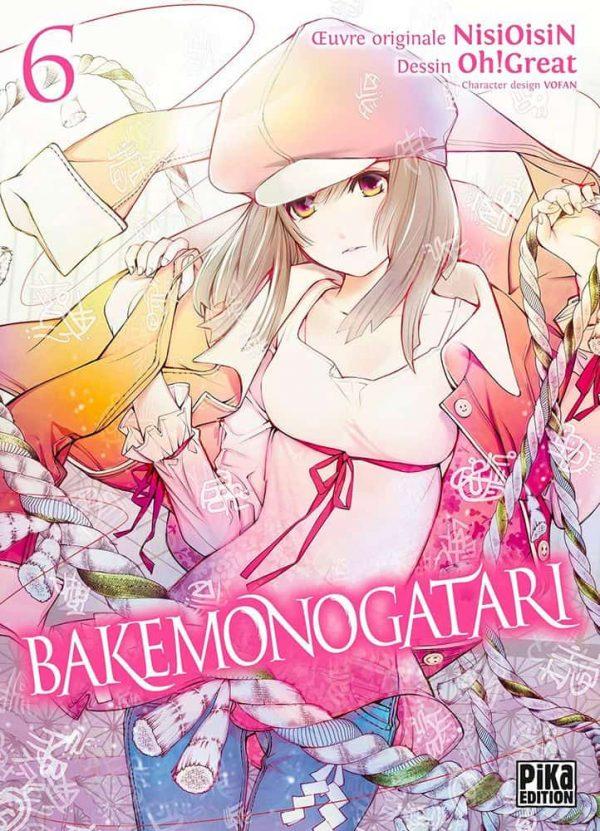 Bakemonogatari T.06 | 9782811654191
