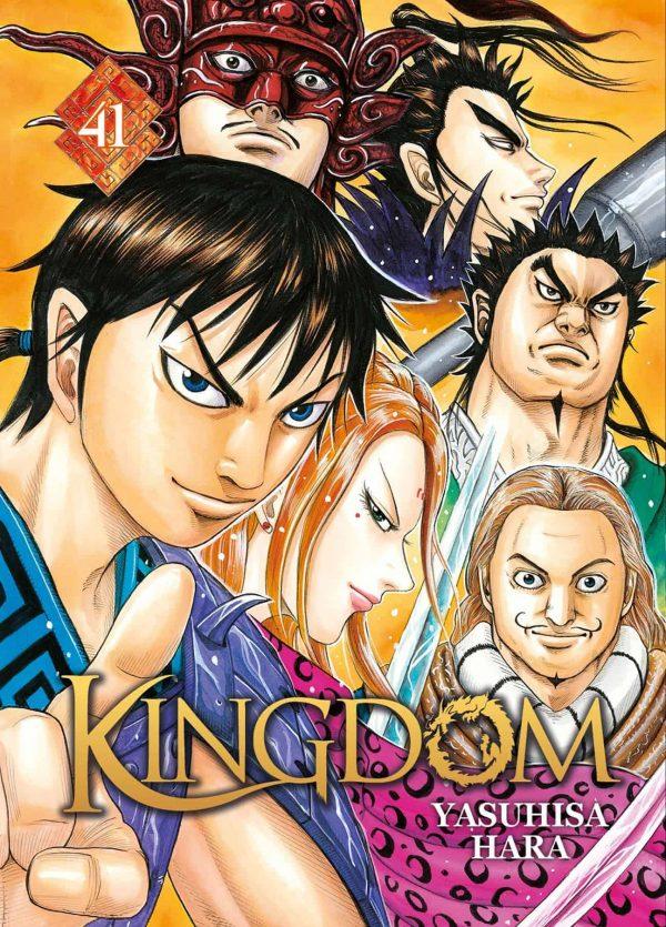 Kingdom  T.41 | 9782368778456