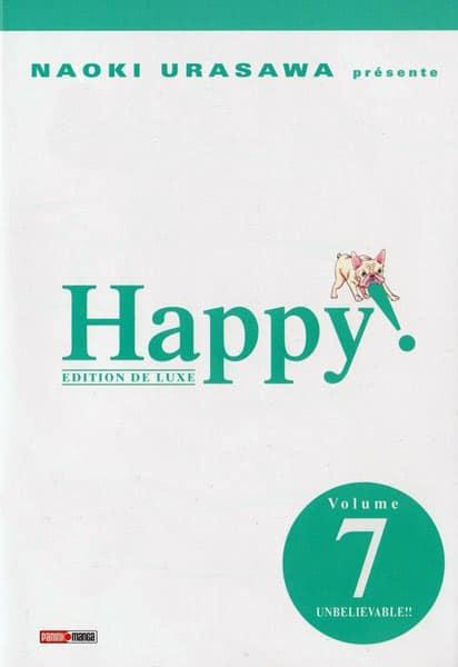 Happy - Ed. Deluxe T.07 | 9782809486056