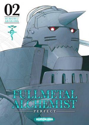 Fullmetal alchemist - Perfect ed. T.02 | 9782368529911