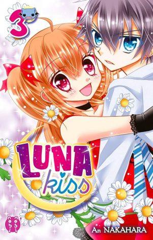 Luna Kiss T.03 | 9782373492521