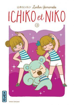 Ichiko et Niko T.13 | 9782505084655