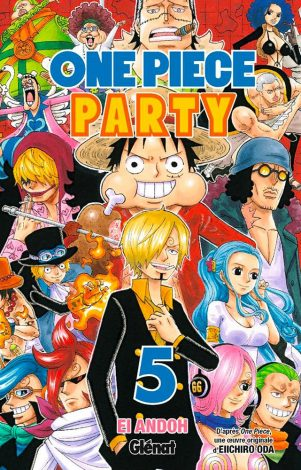 One piece Party T.05 | 9782344040324