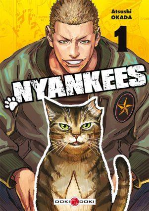 Nyankees  T.01 | 9782818975589