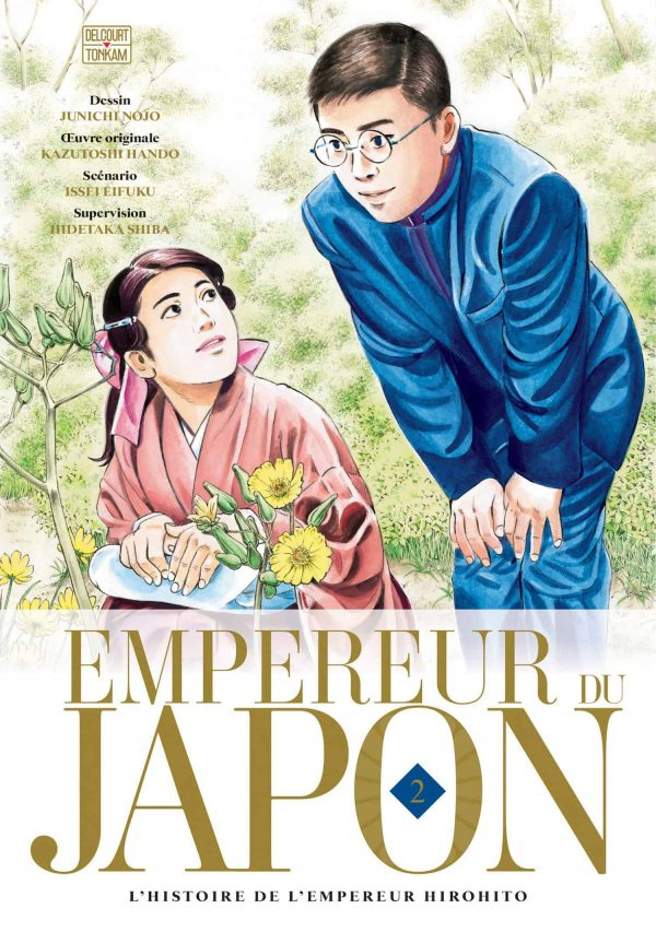 Empereur du Japon T.02 | 9782413024064