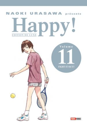 Happy - Ed. Deluxe T.11 | 9782809486094
