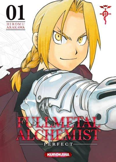 Fullmetal alchemist - Perfect ed. T.01 | 9782368529904