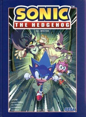 Sonic the hedgehog - BD T.04 | 9791035501464