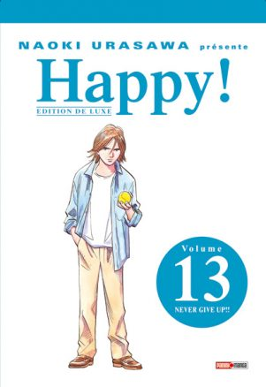 Happy - Ed. Deluxe T.13 | 9782809486117