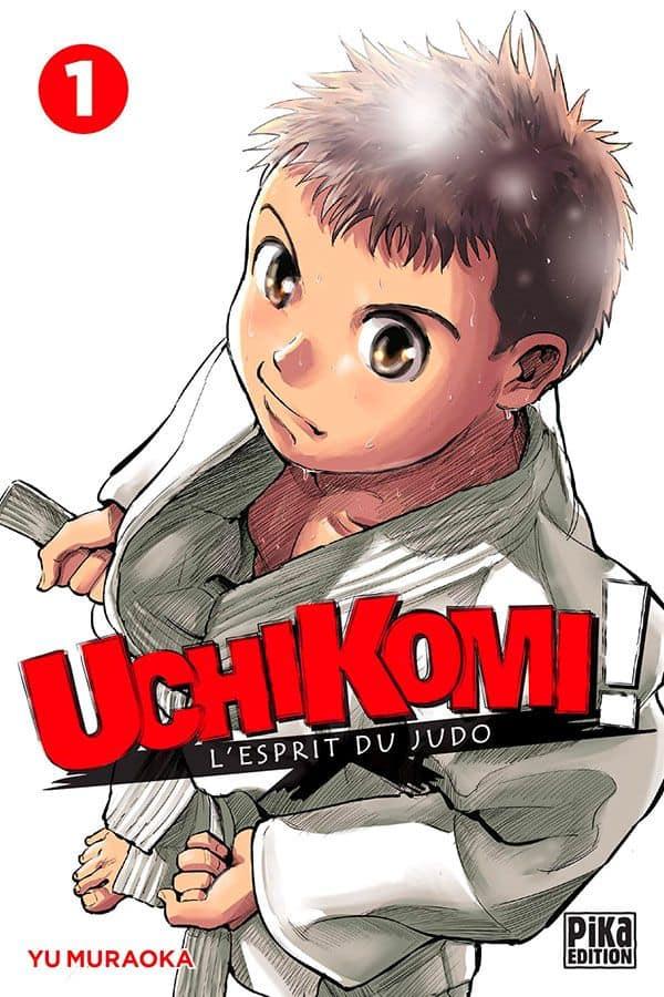 Uchikomi l'esprit du judo T.01 | 9782811648237