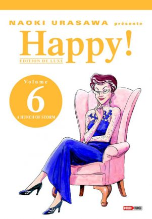 Happy - Ed. Deluxe T.06 | 9782809486049