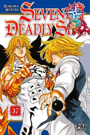 Seven Deadly Sins T.37 | 9782811653972