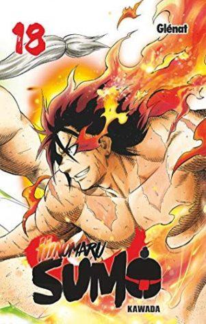 Hinomaru Sumo  T.18 | 9782344037027