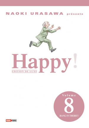 Happy - Ed. Deluxe T.08 | 9782809486063