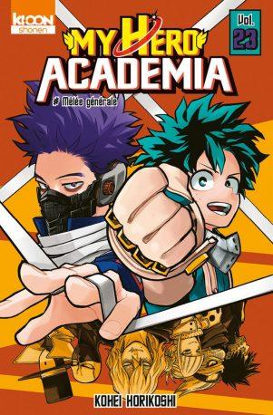 My Hero Academia T.23 | 9791032706084