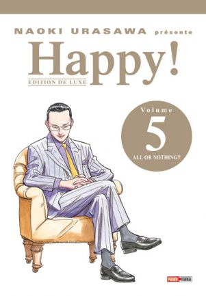 Happy - Ed. Deluxe T.05 | 9782809486032