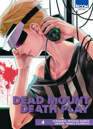 Dead mount death play T.04 | 9791032705971