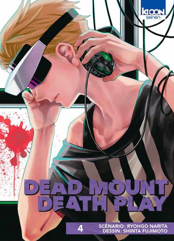 Dead mount death play T.04   9791032705971