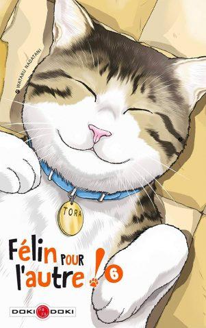 Felin pour l'autre  T.06 | 9782818968512