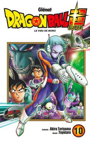Dragon Ball Super  T.10 | 9782344041291
