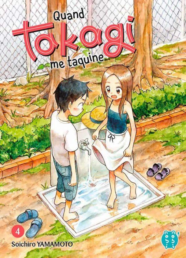 Quand Takagi me taquine T.04 | 9782373492392