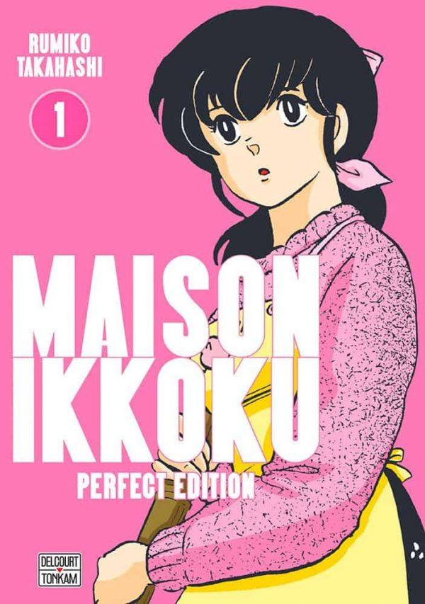 Maison Ikkoku - Perfect ed. T.01 | 9782413026853