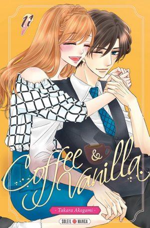 Coffee and Vanilla T.11 | 9782302080430