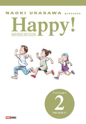 Happy - Ed. Deluxe T.02 | 9782809486001