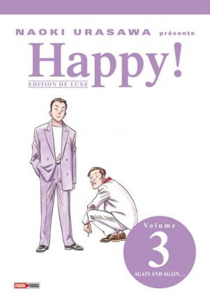Happy - Ed. Deluxe T.03 | 9782809486018
