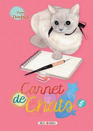 Carnet de Chats T.05 | 9782302080416