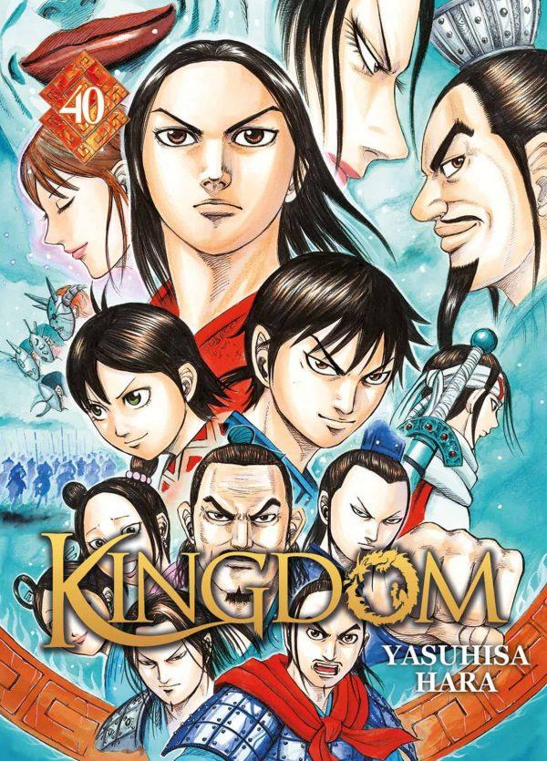 Kingdom  T.40 | 9782368778449