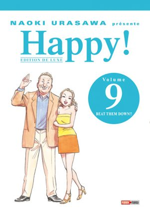 Happy - Ed. Deluxe T.09 | 9782809486070