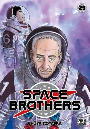 Space Brothers T.29 | 9782811644802