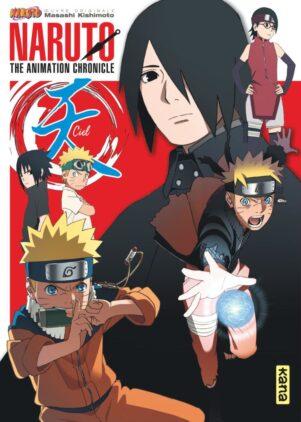 Naruto: The animation chronicle - Artbook | 9782505076193