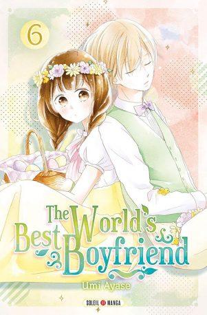 World's best boyfriend (The)  T.06 | 9782302081925