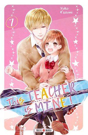 This teacher is mine  T.07 | 9782302082359