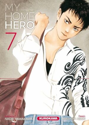 My Home Hero T.07 | 9782368529508