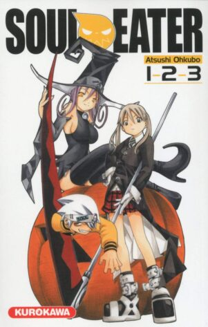Soul eater - Edition double T.01 (1-2-3) | 9782368525364