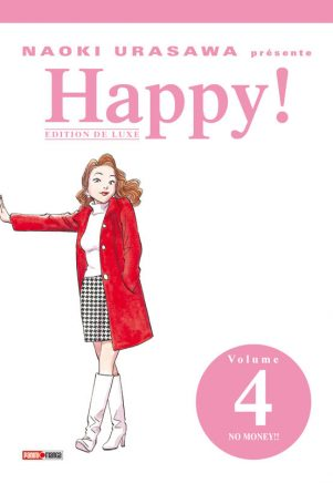 Happy - Ed. Deluxe T.04 | 9782809486025