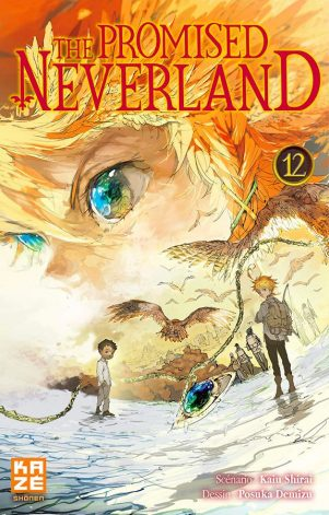 Promised Neverland (The) T.12 | 9782820337795