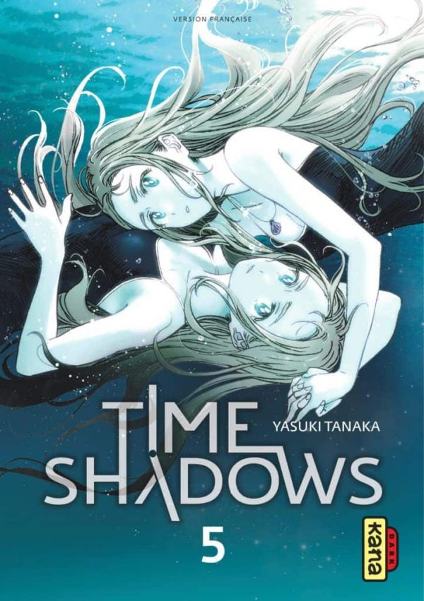 Time Shadows T.05 | 9782505080947