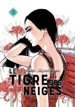 Tigre des neiges (Le) T.05 | 9782353481590