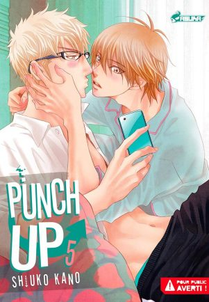Punch up T.05 | 9782820340139